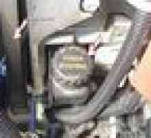 Como solucionar Direcção Assistida de um Honda Accord 1991