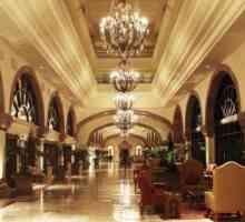 Descrição do trabalho para um Hotel Supervisor