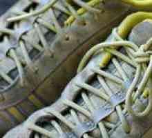 Como manter seu tênis apertado, sem amarrá-los