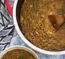 Red Thai Curry de lentilha Receita