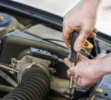 Os sintomas de uma starter problema do carro