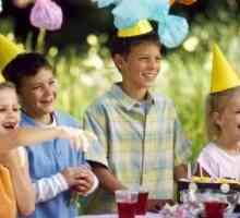 Idéias do partido de aniversário para 12-Year-Olds