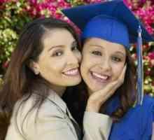 Idéias do presente graduação da filha