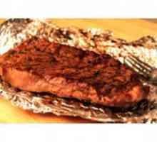 Como cozinhar lombo bifes