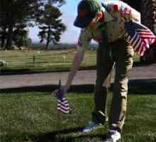 Flag Day Memorial Etiquette