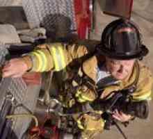 O salário médio de um tenente-fogo