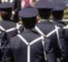 Descrição tenente da polícia Job