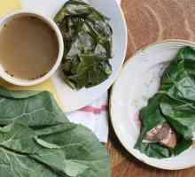 Como cozinhar e servir Collard Greens
