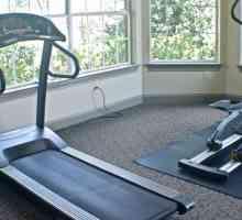 Esteira exercícios para perder a gordura da barriga